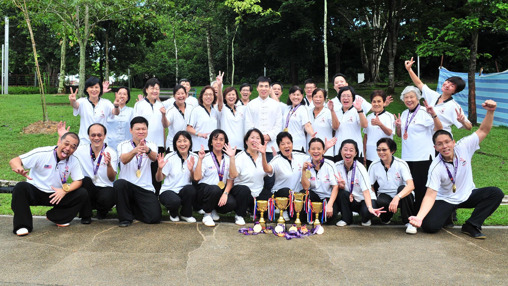 Tai Chi   Hua Ying Wushu & Tai Chi Academy