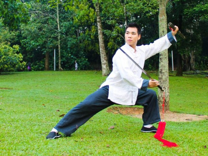 Why is Tai Chi usually practiced slowly?