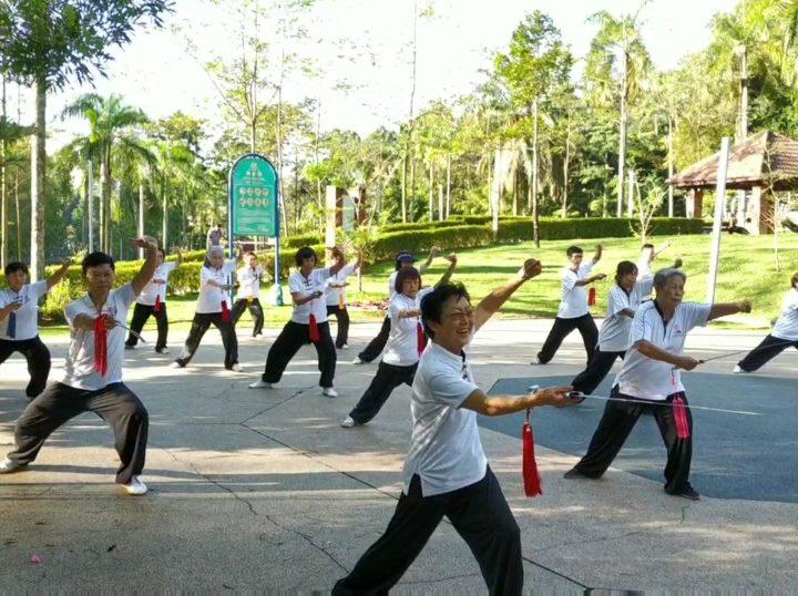 Medicine in motion: How Tai Chi heals body and mind