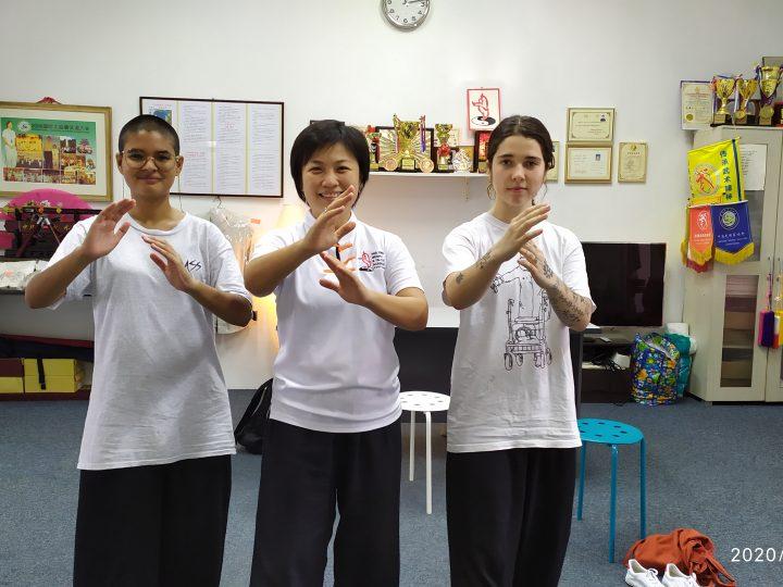 Short Tai Chi Course