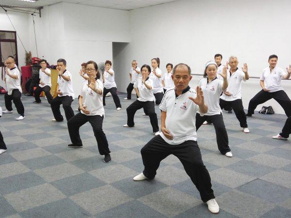 Tai Chi | Hua Ying Wushu & Tai Chi Academy